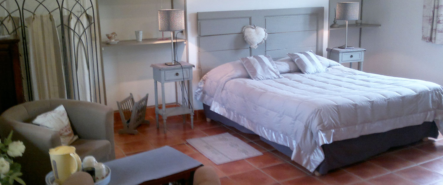 Guest Rooms And Self Catering Cottage Les Marronniers In Normandy