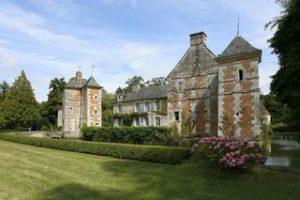 Chateau de la Roque Baignard