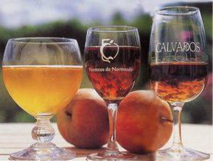 Cidre, pommeau et calvados cambremer