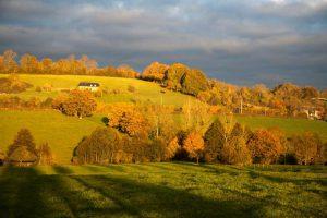 cambremer automne au pays d'auge